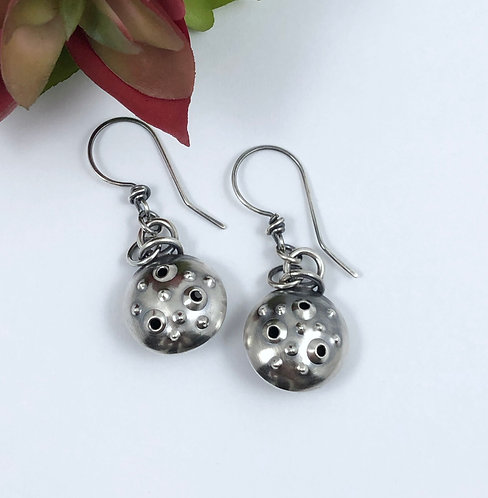 Urchin Bead Earrings