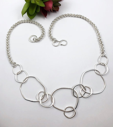 Short Kinky O and Jens Pind Necklace