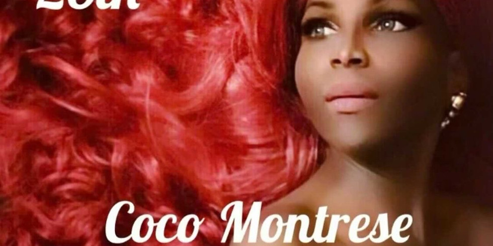 Coco Montrese All Stars 6 Viewing Party