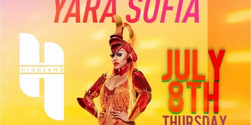 Yara Sofia - All Stars 6 Viewing Party and Drag Show