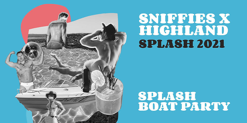 Splash Weekend Boat Party