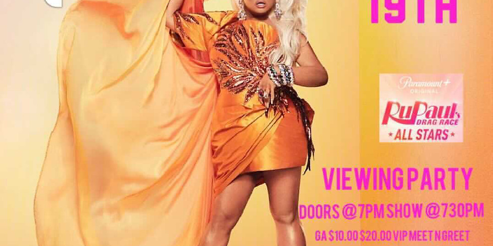 Jiggly Caliente: All Stars 6 Viewing Party