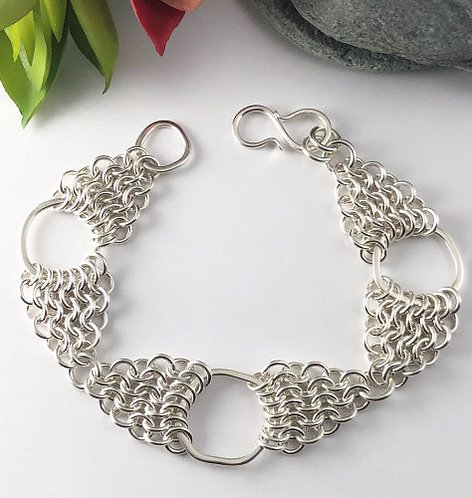 Pear Maille Bracelet