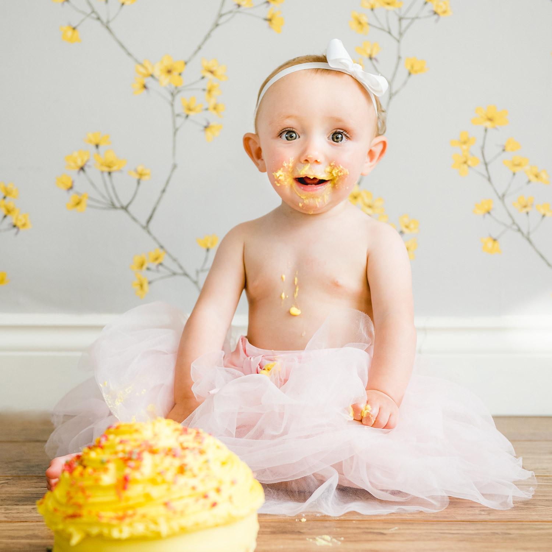 Cake Smash Baby Portrait Photography.jpg