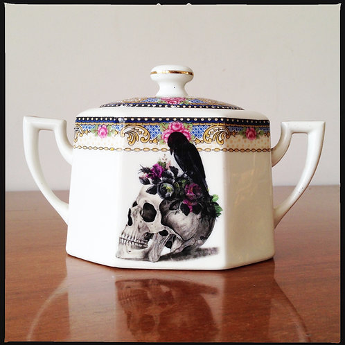 "SUGAR BOWL ""For Her to Eternity"""