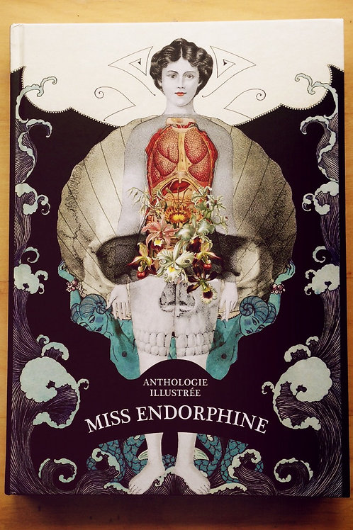 """""""Miss Endorphine"""" by Patrice Verry"""
