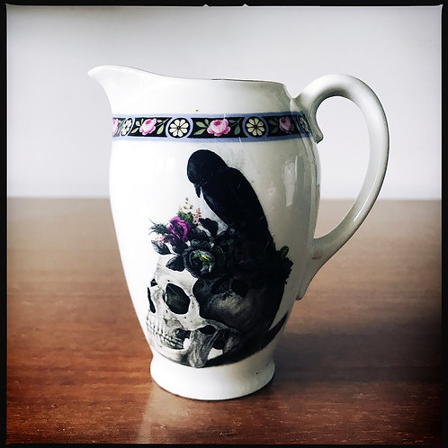 """CREAM JUG """"For Her To Eternity"""""""