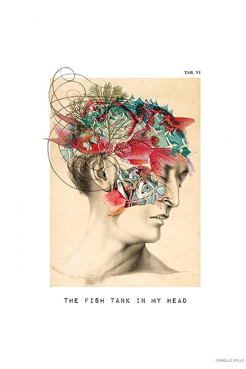 """THE FISH TANK IN MY HEAD"""