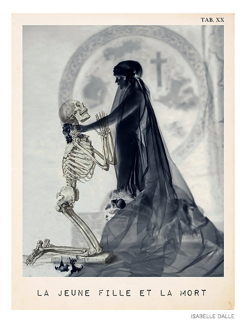 """""""LA JEUNE FILLE ET LA MORT"""""""