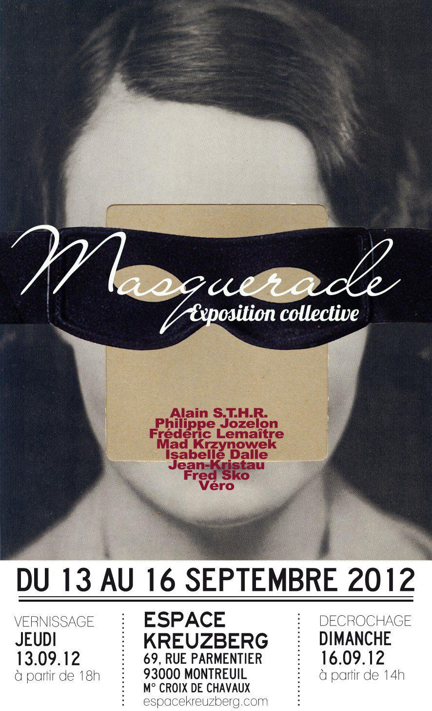 """Exposition """"Masquerade"""""""