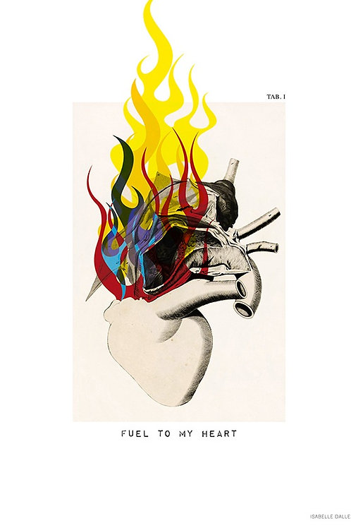 """""""FUEL TO MY HEART"""""""