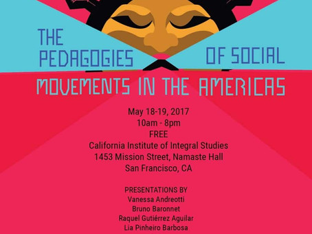 The Pedagogies of Social Movements in the Americas