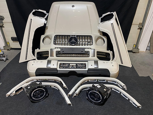 Mercedes Benz G63 2020 complete package