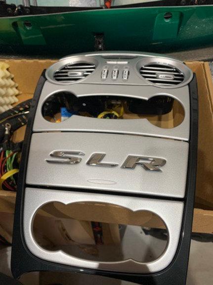 SLR McLaren instrumental panel cover