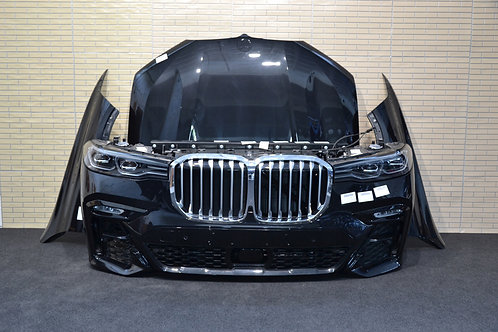 BMW X7 2019 Front end complete, OEM Part,Factory