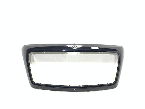 Bentley Bentayga front grill cover with chrome emblem