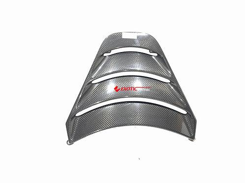 McLaren 720s engine cover carbon fiber, Genuine OEM Part