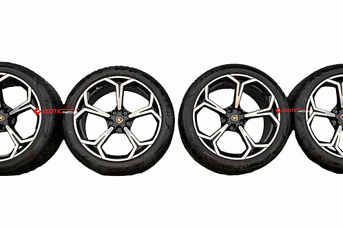 Lamborghini URUS NATH wheels 22 inch, complete with tires