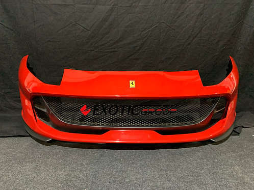 Ferrari 812 Superfast front bumper complete, Genuine OEM Part