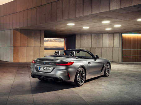 2019 BMW Z4 Arrives In sDrive30i Trim With 255 HP