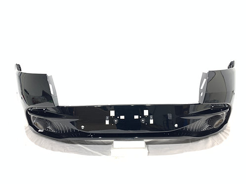 Aston Martin DB 11 Rear bumper complete with exhaust tips, OEM Part