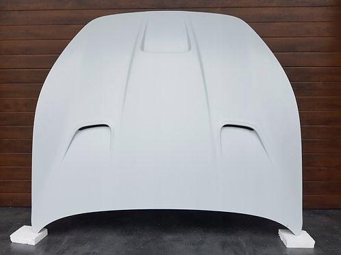 Maserati Gran Turismo MC Stradale Carbon fiber front hood