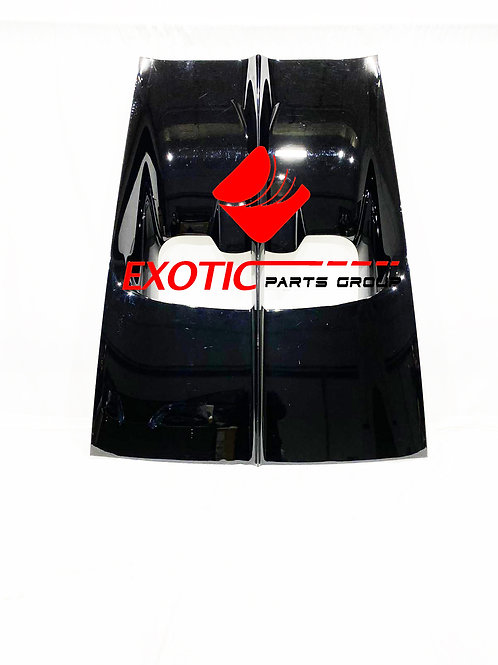 Bugatti Chiron Rear engine bonnet