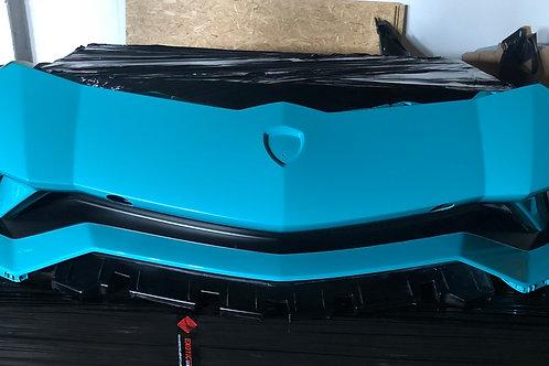 Lamborghini Aventador S front bumper, Oem part 470807437L