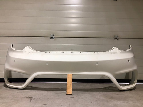 Maserati GranTurismo Rear bumper cover, OEM Part