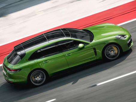 Porsche Panamera GTS And Panamera GTS Sport Turismo Arrive Packing 453 HP