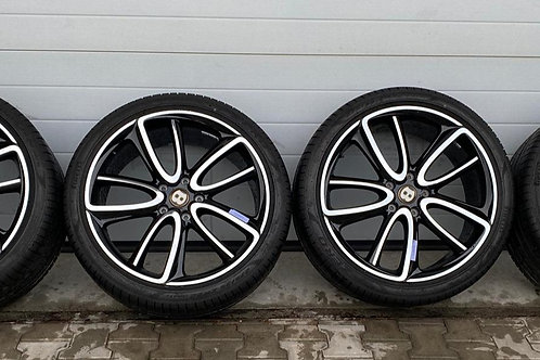 Bentley NEW Continental GT wheels and tire Mulliner, Genuine OEM Part