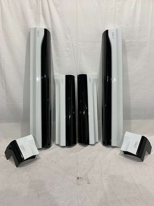 Range Rover SVR Side skirt outer - 6 pieces, OEM Part