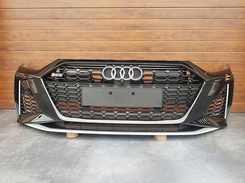 Audi RS6 facelift 2020, Front bumper, OEM Part