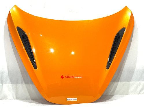McLaren 720s front bonnet complete, Carbon fiber, GENUINE OEM Part