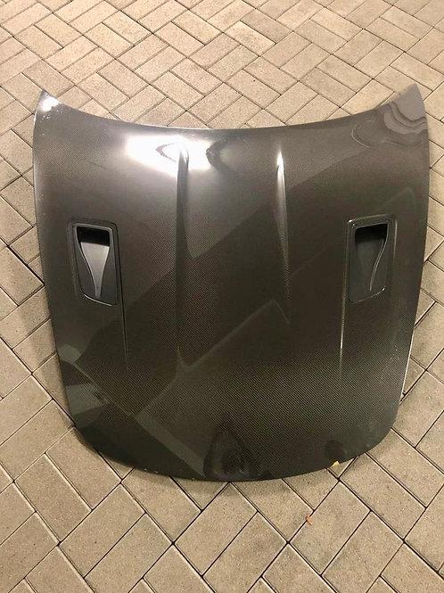 Porsche GT2 RS 991.2 Front hood,OEM Part, Carbon fiber
