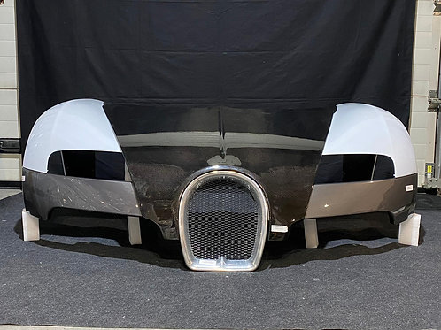 Bugatti Veyron front bumper complete package