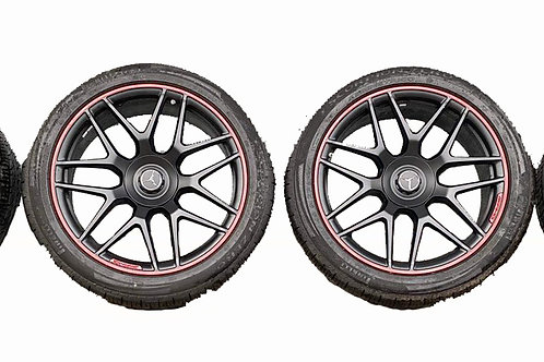 Mercedes Benz G wagon wheels and tire complete, Genuine OEM Part