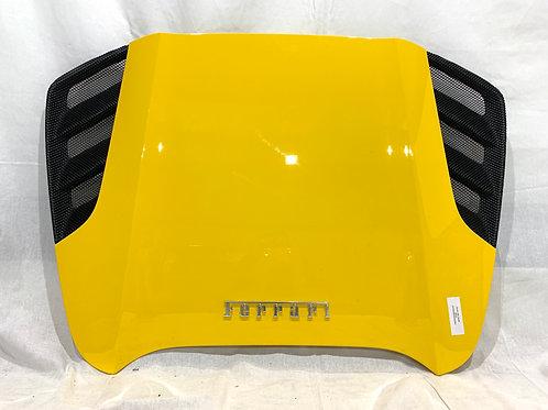 Ferrari 488 Spider Rear engine bonnet, Part nr: 87413911