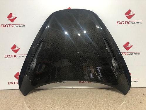 Mclaren 720s Front hood carbon fiber