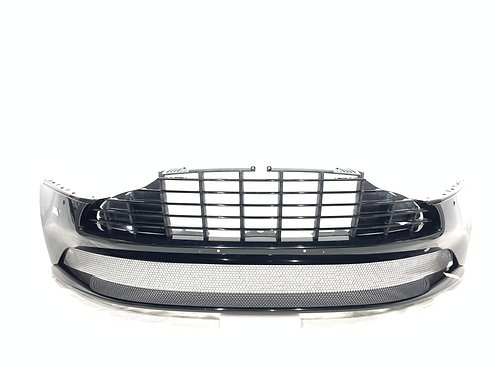 Aston Martin DB 11 Front bumper with Grill and lower mesh grill, OEM Part