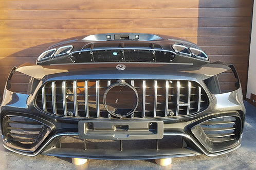 Mercedes Benz GT 63s AMG carbon Front and rear bumper