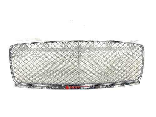 Bentley NEW Continental GT 2020 front grill, Chrome, Genuine OEM Part