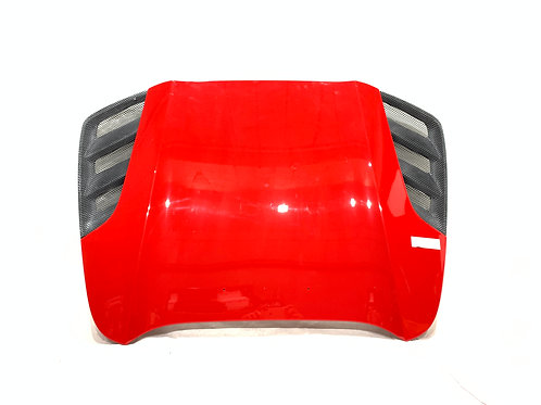 Ferrari 488 Spider Rear engine bonnet, Part nr: 87413911