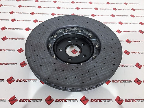 Lamborghini Huracan - Ceramic BRAKE DISC FRONT RIGHT 4T0615302 VR