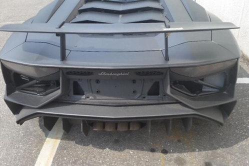 Lamborghini Aventador LP750SV LP700 / LP720 LP750-4 SV Carbon Fibre Rear Spoiler