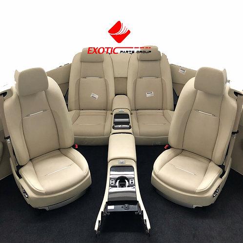 Rolls Royce Wraith Black Badge Interior