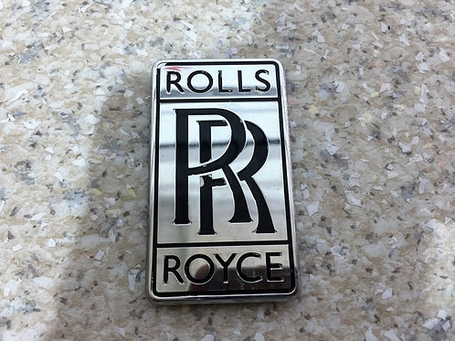 Rolls Royce Ornament Emblem Ghost Phantom Drophead Wraith Dawn