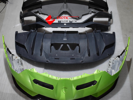 SVJ Aventador conversion kit, it's available