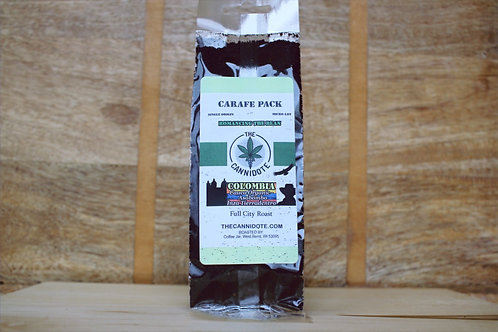 CBD Colombian Coffee - Carafe Pack