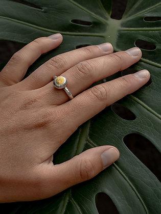 Gold Blob Ring
